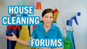 House Cleaning Forums to Grow Your Cleaning Business