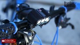 Bike headlights LED waterproof Zanflare – GearBest