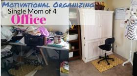 Motivational Organizing: Office/ Motivational Cleaning / Cleaning Motivation / office organization