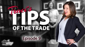 How to Tie a Trash Liner – Traci's Commercial Cleaning Tips of the Trade – Episode 9